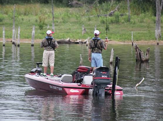 Skeeter Event On Lake Fork Breaks Records