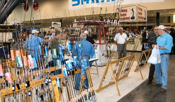 Houston fishing show coming march 5 9 texas hunting for Fishing in houston