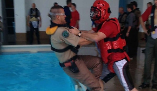 game_warden_officer water survival_training--