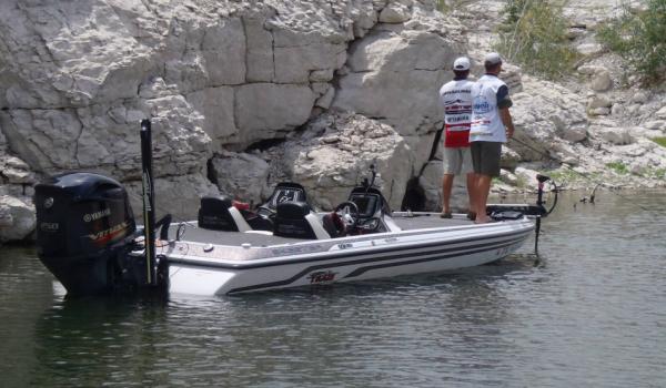 Hanselman Welch Win Platinum Team Trail On Lake Amistad