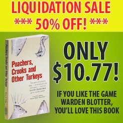 Poachers, Crooks and Other Turkeys