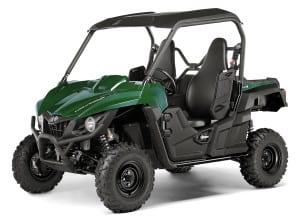 2016 Yamaha Wolverine R-Spec - Green