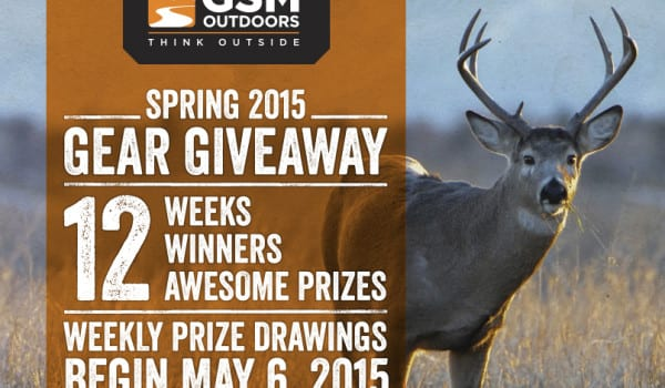 2015 Spring Gear Giveaway