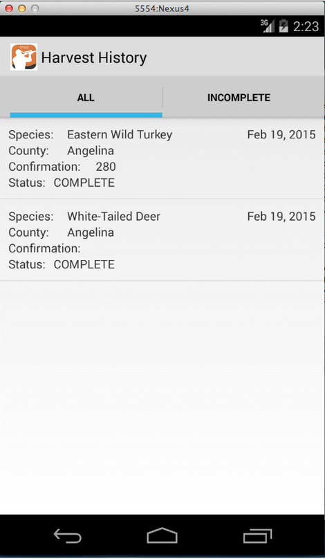 Will the smartphone replace tagging deer turkey texas for How much does a fishing license cost in texas