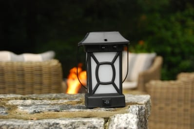 lantern_on_table_fire_background