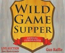 WILD GAME SUPPER LSONF