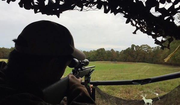 Happy opening day of Texas general deer season from the Rio Rojo Rancho.