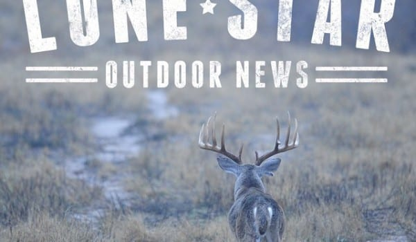 Take a look at our new logo. Do you like it? You will be seeing more of it soon. Thanks for reading Lone Star Outdoor News!