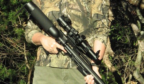 Texan Air Rifle Named NRA Gun of the Week –