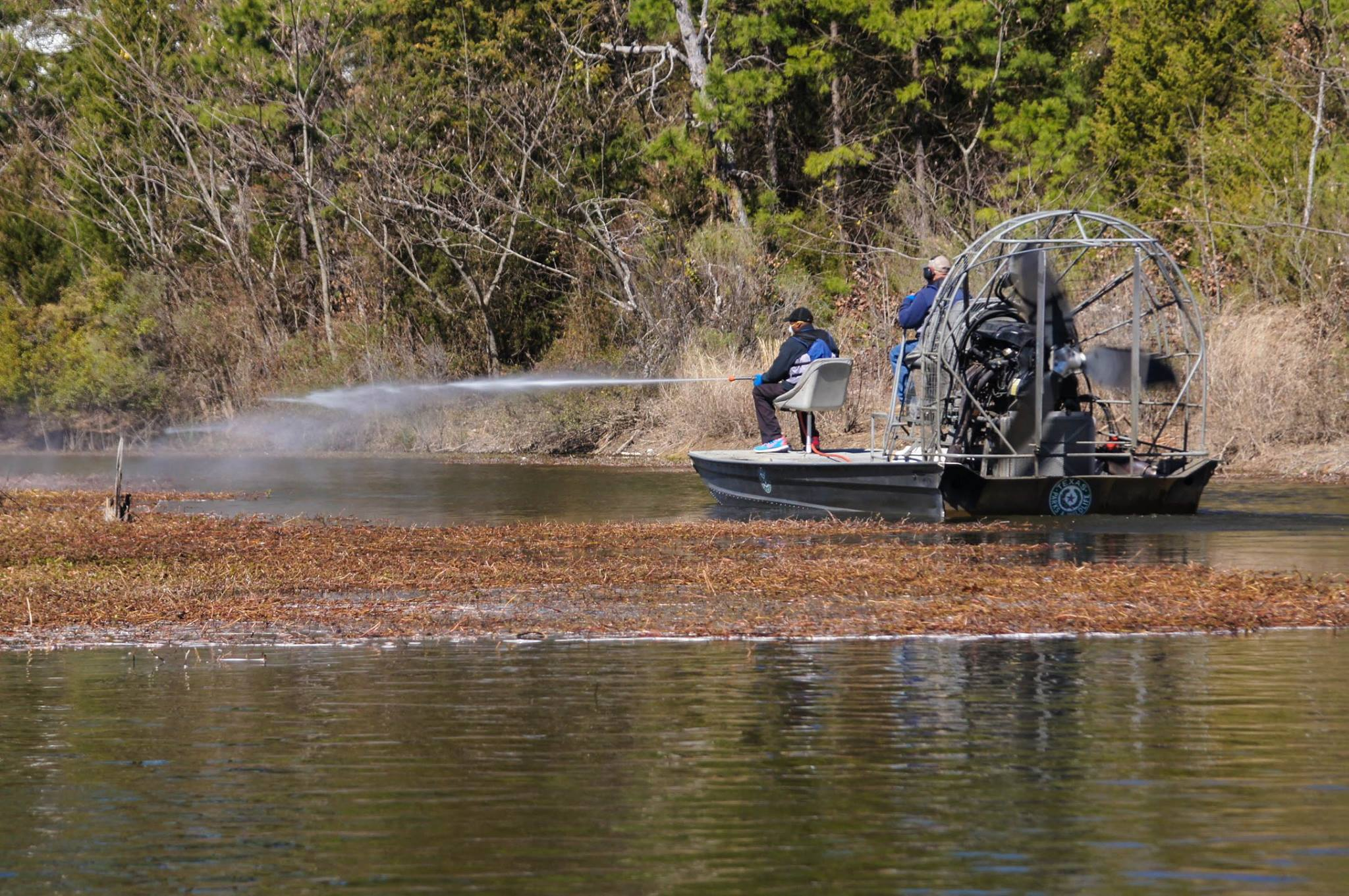 Tpwd is continuing an aggressive plan to prevent the for Tpwd fishing reports