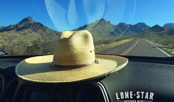 My hats off to you Texas! Traveling up to the basin.