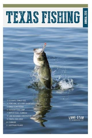 Texas Fishing Annual 2015