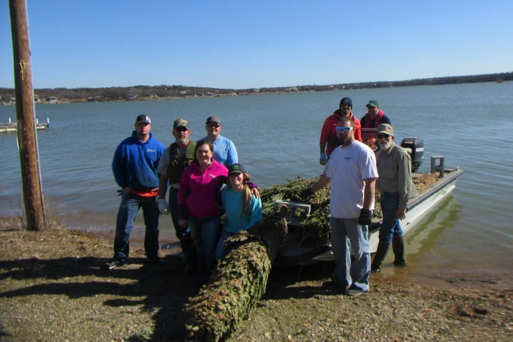 Photo by Texas Parks and Wildlife Inland Fisheries Abilene District