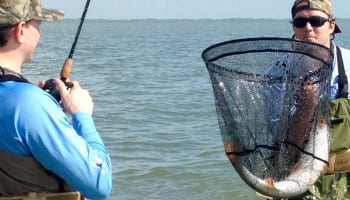 Ducharme And Carr Take Amistad In Bass Champs Tournament