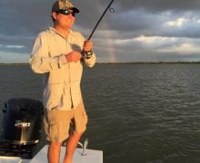 Looking for the pot of gold at the end of the rainbow. Lone Star Outdoor News is heading to #icast2016. We will be bringing you the news on the fishing industry.