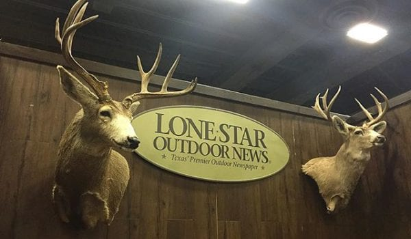 Come see our bucks. Booth 642 Texas Trophy Hunters show in the Fort Worth convention center this weekend.