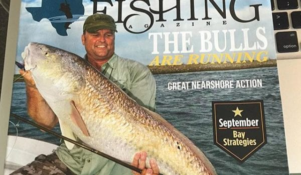 What's the secret to making it on a cover?Your fishing guide! That was a great day of fishing @scottsommerlatte