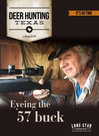 Deer Hunting Texas Annual 2016