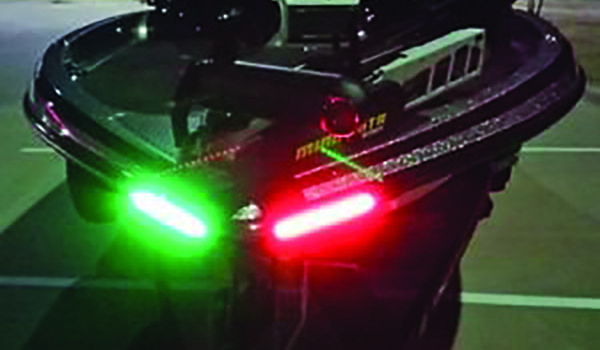 boat light strips must meet uscg standards texas hunting fishing