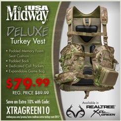 Midway Turkey Vest