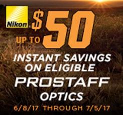 Nikon Instant Savings