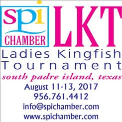 SPI Ladies Kingfish Tournament 2017