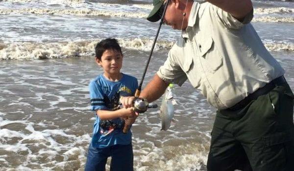 No rod no tackle no license no problem texas hunting for Texas fishing laws