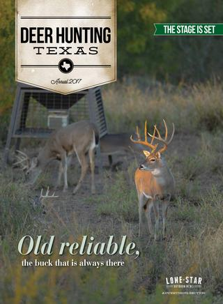 Deer Hunting Texas Annual 2017