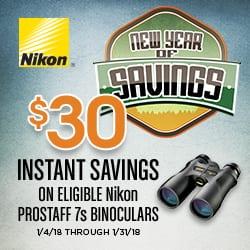 Nikon Prostaff 7s Binoculars