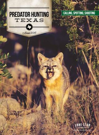 Predator Hunting Annual 2018