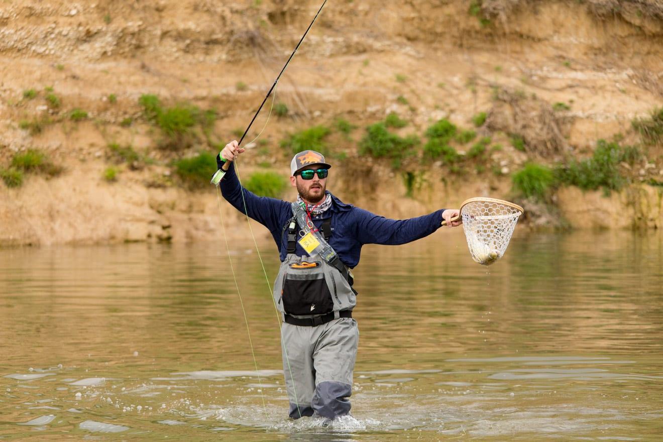 Trwd flyfest returning to trinity river texas hunting for Trinity river fishing