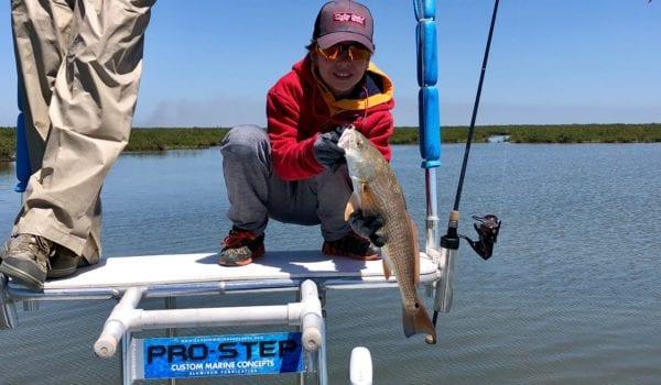 Matagorda island texas fishing report texas hunting for Matagorda fishing report