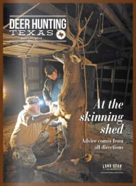 Deer Hunting Texas Annual 2018