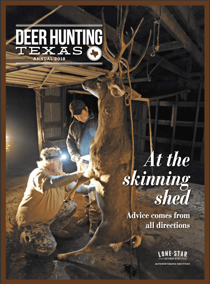 Deer Hunting Texas Annual 2018