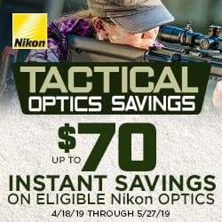 Nikon Tactical Optics
