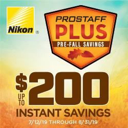 Nikon Prostaff Plus